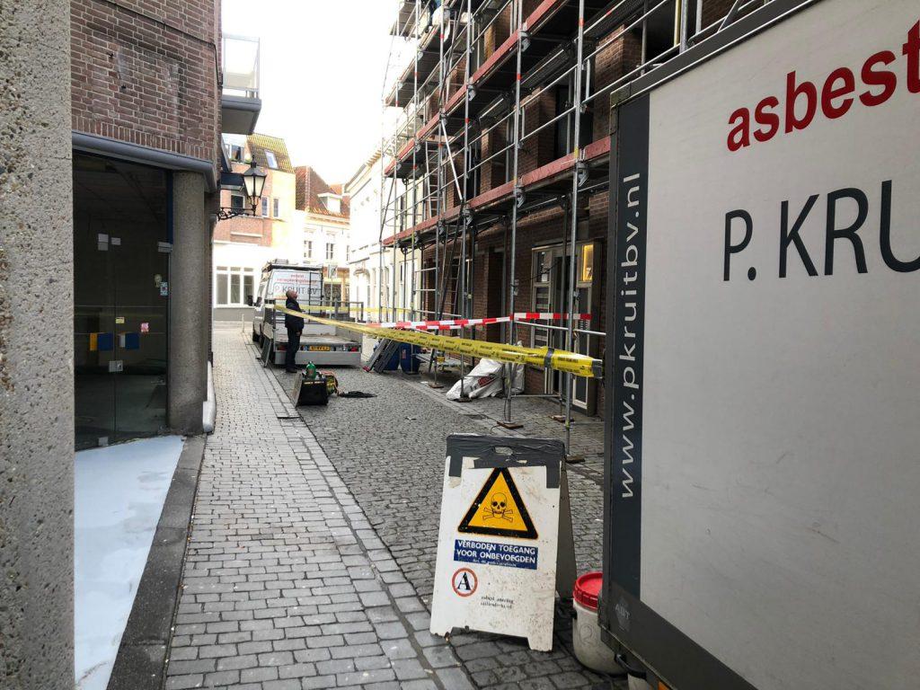 Asbest sanering Bergen op Zom