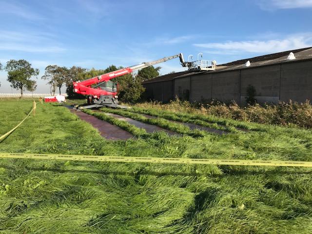 Asbest verwijderen Waddinxveen