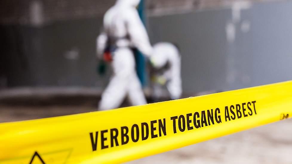 Asbestverwijdering P. Kruit BV